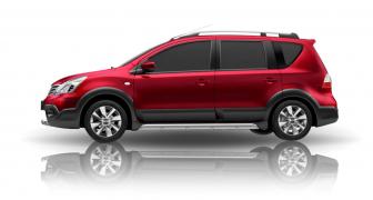 日產 Nissan Livina 1.6(五門)